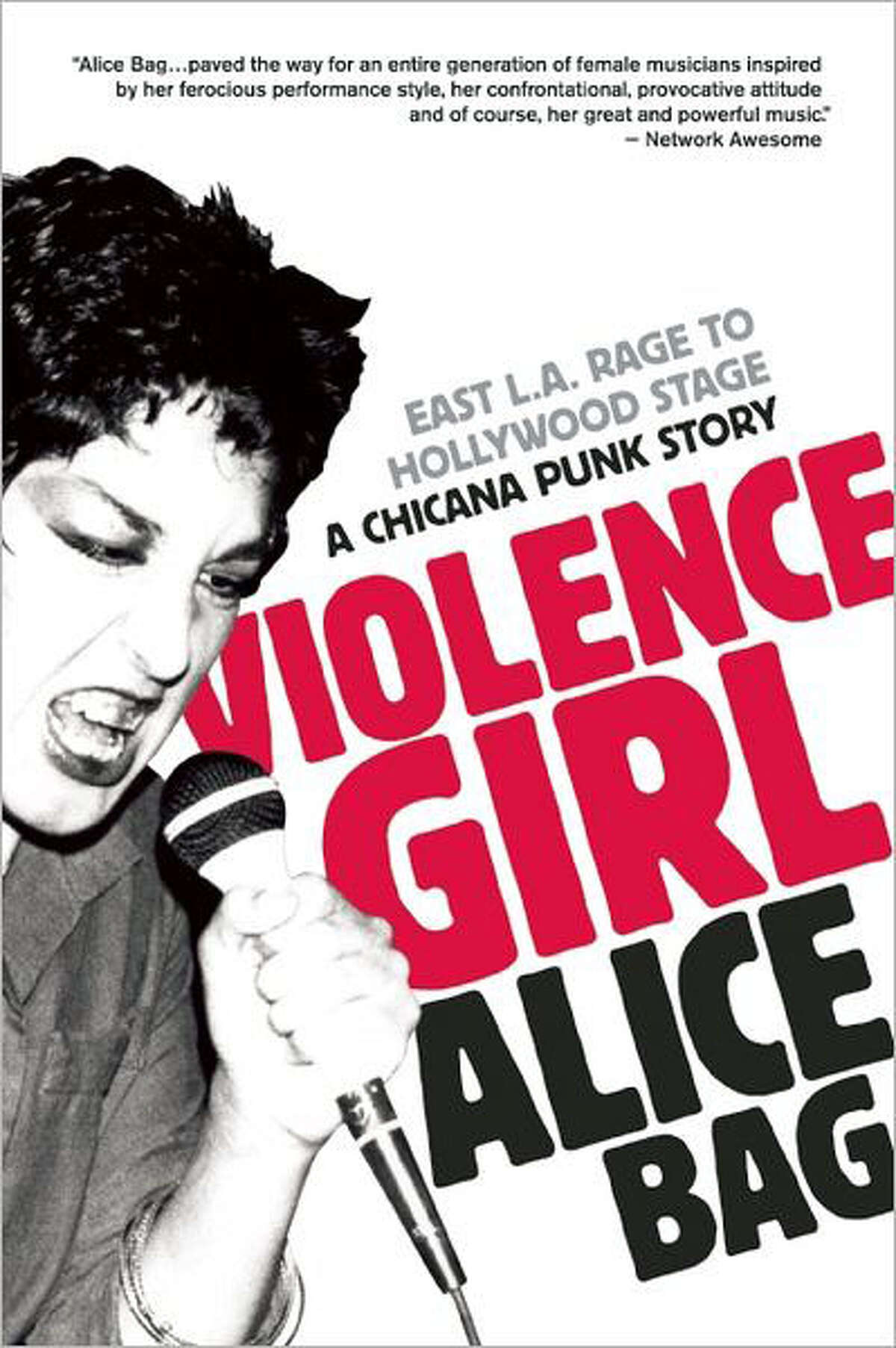 """Violence Girl"" by Alice Bag"