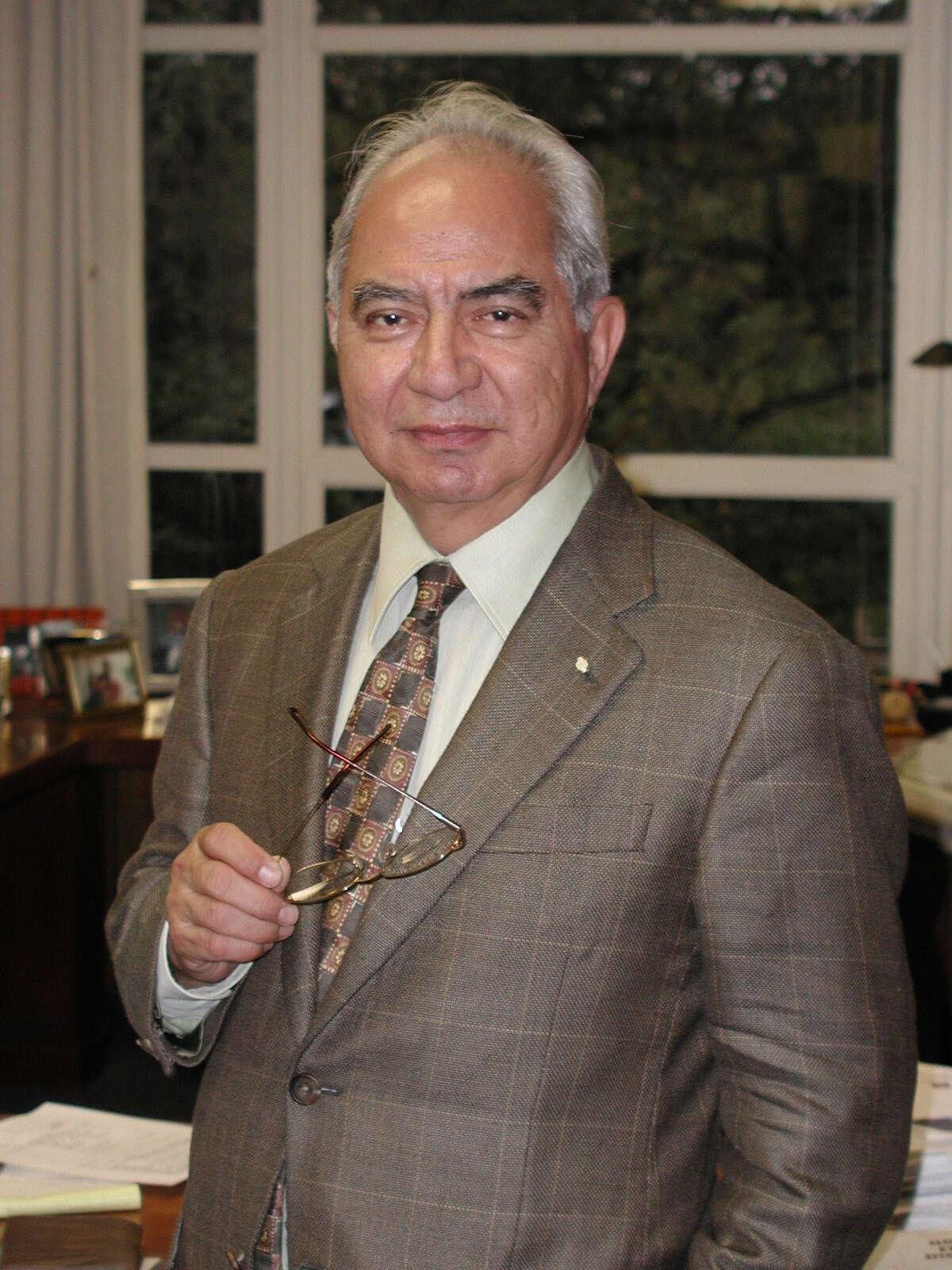 Arturo Madrid, author of