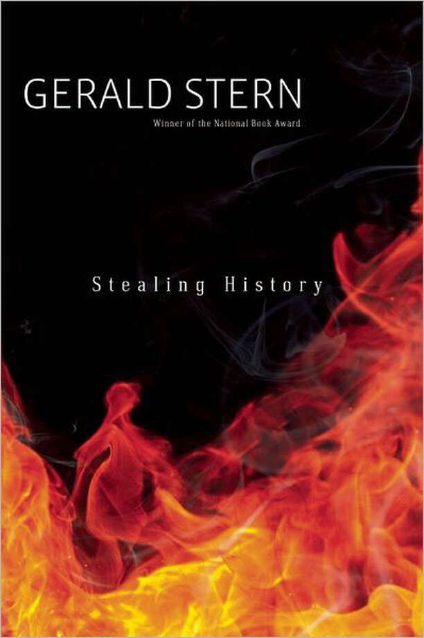 """Stealing History"" by Gerald Stern Photo: Gerald Stern"