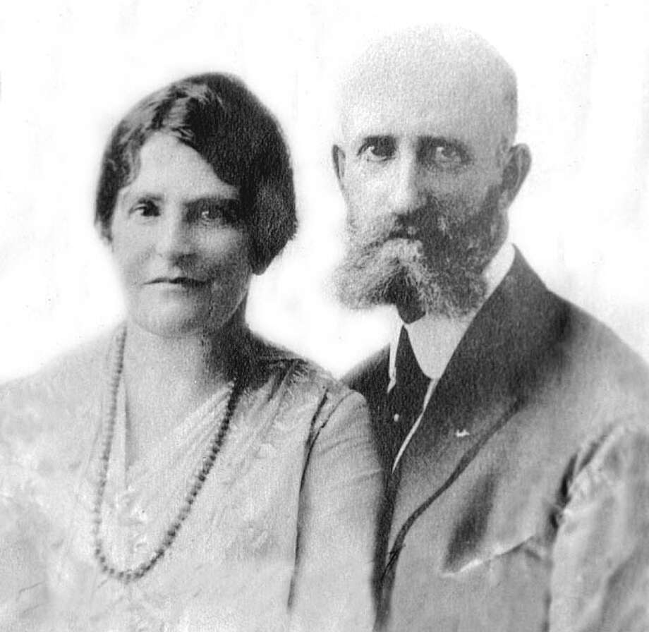 Clara and Henry Frauenthal, shown here in an undated photo, survived the sinking of the Titanic in 1912. Clara would spend the last 16 years of her life in Greenwich. Photo: Contributed Photo