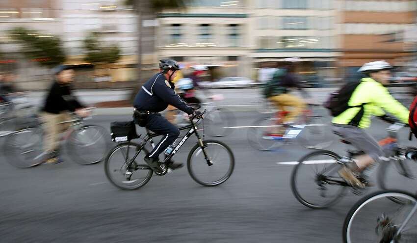 The first Critical Mass event, a citywide bicycle ride that takes place on the last Friday in cities around the world, occurred in 1992 in San Francisco with only a couple dozen bikers. These days Critical Mass averages about 1,000 riders.