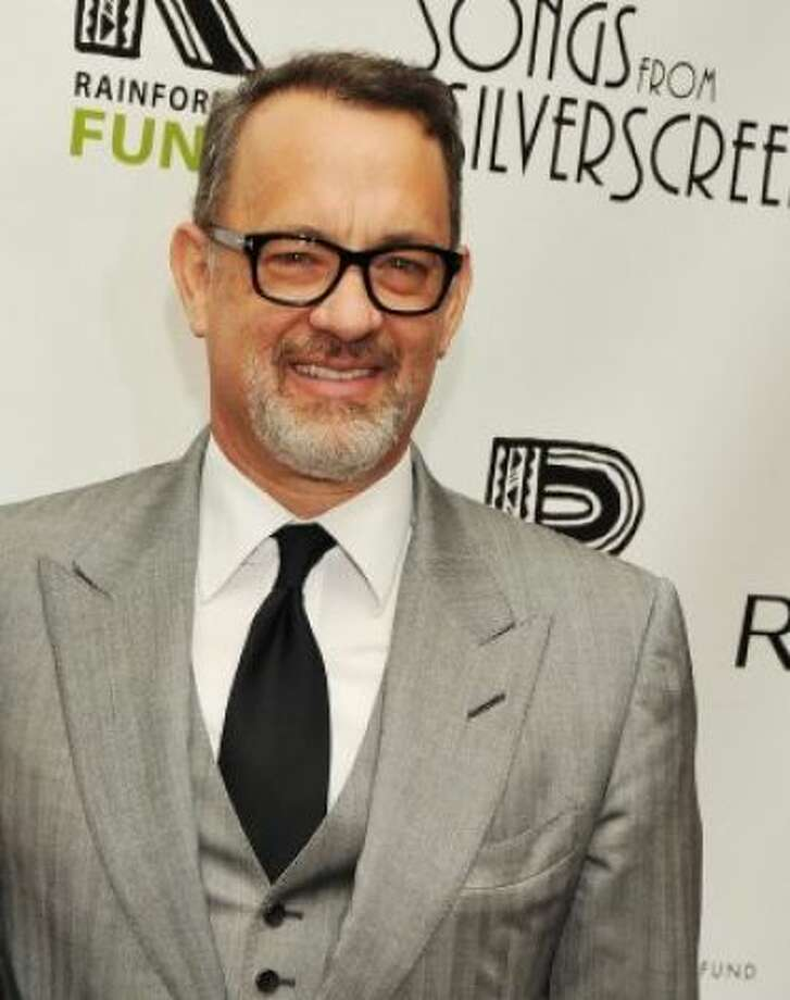 Tom Hanks is well-known for his support of the Democratic Party. Photo: AP,  Getty
