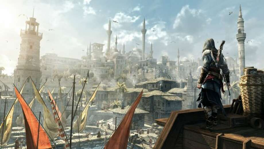 Assassin's Creed: Revelations; Platform: PlayStation 3, Xbox 360, PC; Publisher: Ubisoft; Developer: Ubisoft Montreal