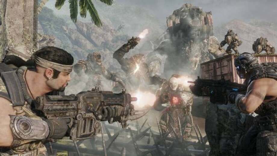 Gears of War 3; Platform: Xbox 360; Publisher: Microsoft Studios; Developer: Epic Games