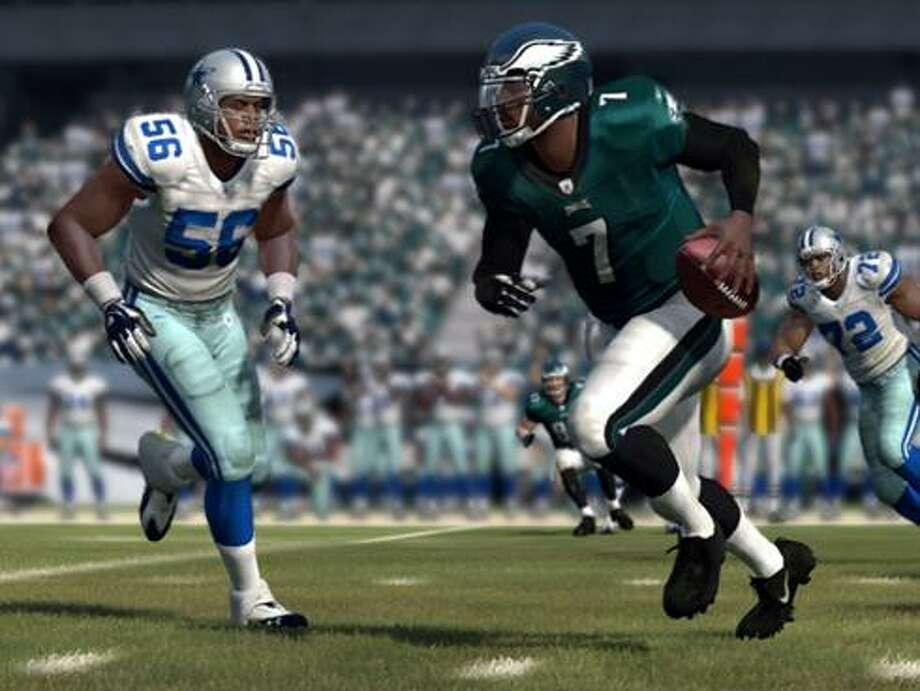 Madden NFL 12; Platform: Nintendo Wii, PlayStation 3, PlayStation 2, PlayStation Portable, Xbox 360; Publisher: EA Sports; Developer: EA Tiburon