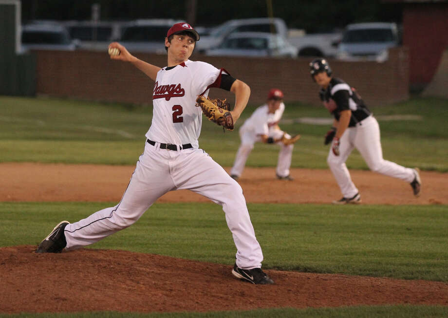 Cayne Euckert was impressive in his first district start last week against Kirbyville. Photo: Jason Dunn