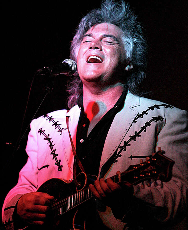 METRO -  Marty Stuart in undated photo sent June 16, 2007. Photo: HANDOUT
