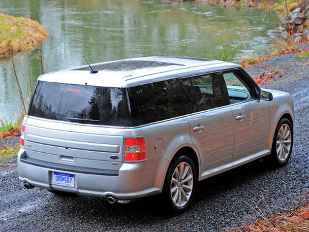 2013 Ford Flex (photo courtesy Ford Motor Corporation) Photo: Ford / © 2012 Ford Motor Company