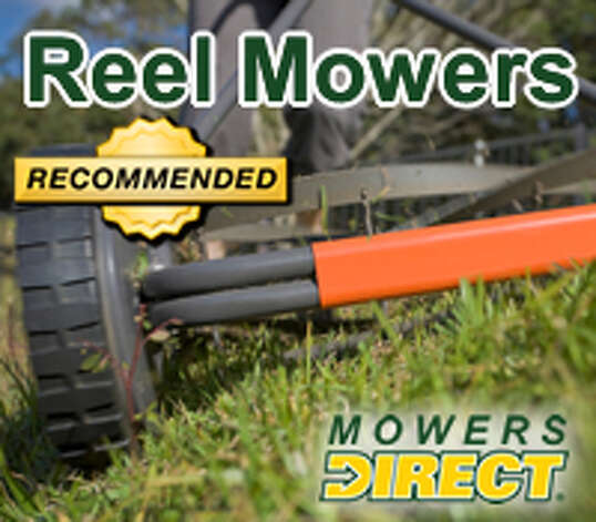 Reel Mowers Etc.