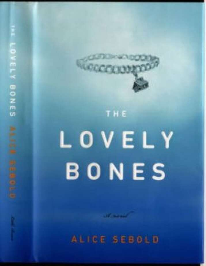"""The Lovely Bones"" by Alice Sebold Challenged because its content was too frightening for middle school students. Photo: Little Brown Publisher"