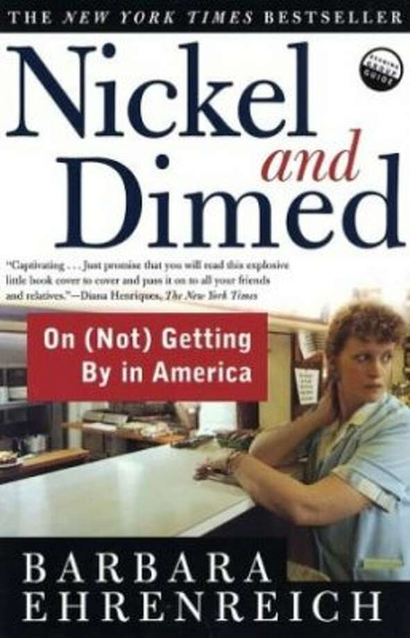 i review of the book nickel and dimed Nickel and dimed july 25, 2001 book review by geniph i found the book eye-opening, thought-provoking, frequently hilarious, and often very poignant i highly recommend it it should be required reading for anyone likely to be, hire, or receive service from, a low-wage worker.