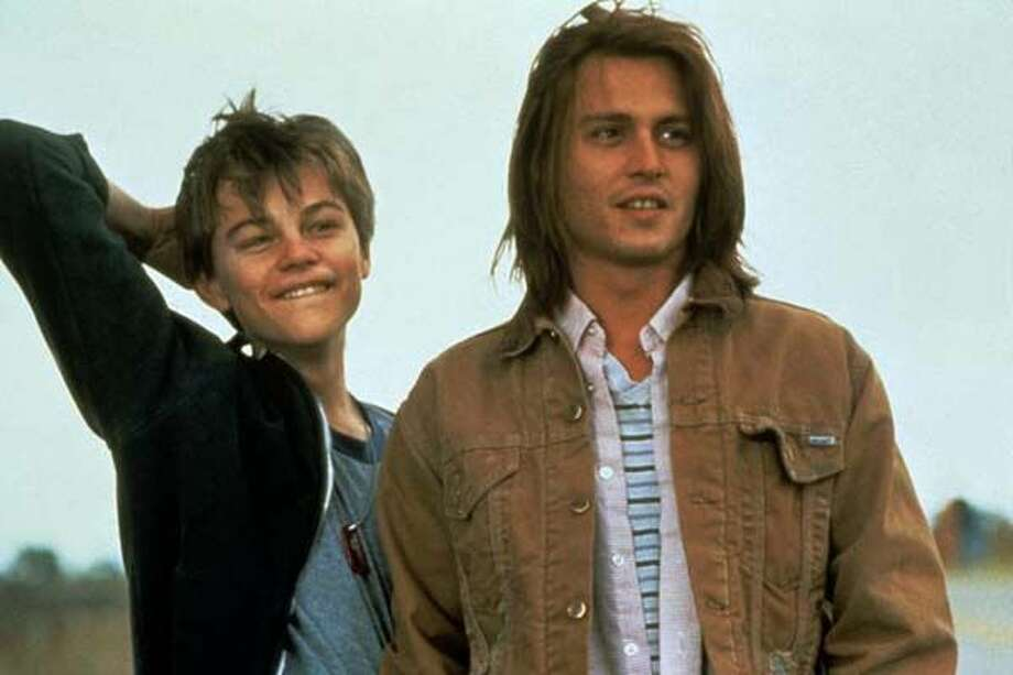 "'What's Eating Gilbert Grape'- A young Leonardo DiCaprio and Johnny Depp costar in the quirky drama ""What's Eating Gilbert Grape."""