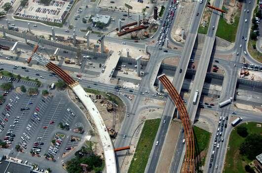 Road closures abound over weekend - San Antonio Express-News