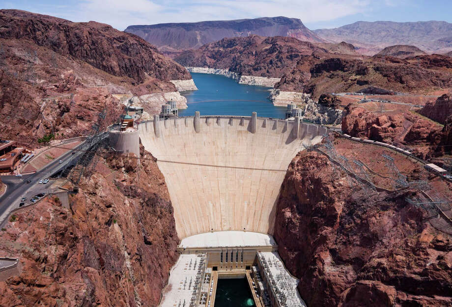Dams have a deleterious affect on water quality and on fish habitat and passage. Indeed, wild salmon numbers in the Pacific Northwestís Columbia River basin are down some 85 percent since the big dams went in there a half century ago. Above, the world famous Hoover dam, built in 1936. Photo courtesy of iStockPhoto/Thinkstock Photo: Contributed Photo