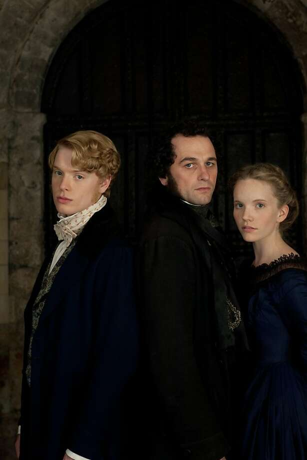 The Mystery of Edwin Drood On MASTERPIECE CLASSIC Sunday, April 15, 2012 9-11pm ET on PBS Charles DickensÕ unfinished last novel gets an ending worthy of the great authorÕs 200th birthday, celebrated this year. Matthew Rhys (Brothers & Sisters), Tamzin Merchant (The Tudors), and Julia MacKenzie (Miss Marple) star in a gothic tale of passion, evil, and a mysteriously missing person. Photo: Laurence Cendrowicz, BBC For MASTERPIECE