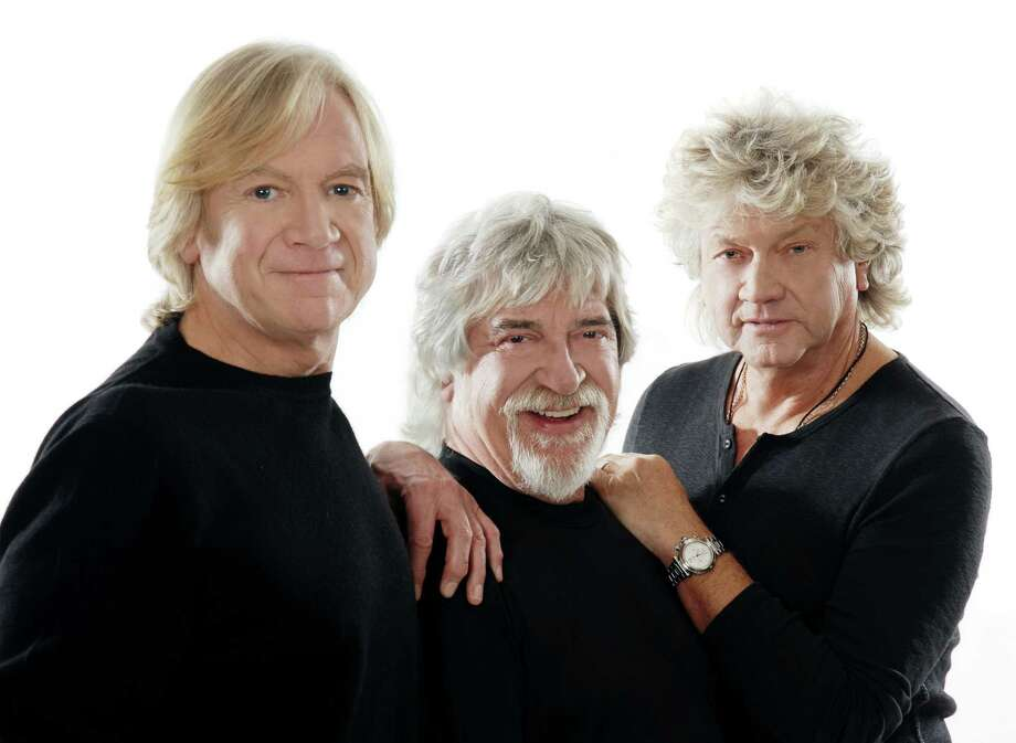 The Moody Blues perform Friday night, April 20, at the Oakdale Theatre in Wallingford. Photo: Contributed Photo