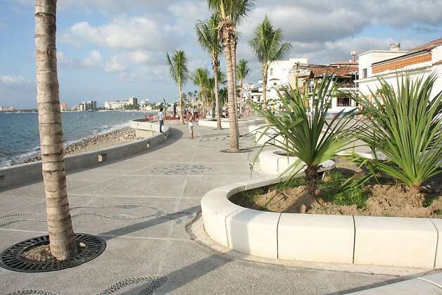 The malecon overhaul is an attempt to differentiate Puerto Vallarta's attractions from that of Mexico's other beach destinations. Photo: Puerto Vallarta Tourism Board