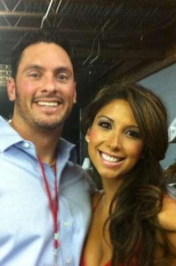 Vanessa Macias and her S.A. partner (former beau) Ralph ... Vanessa Macias Baby