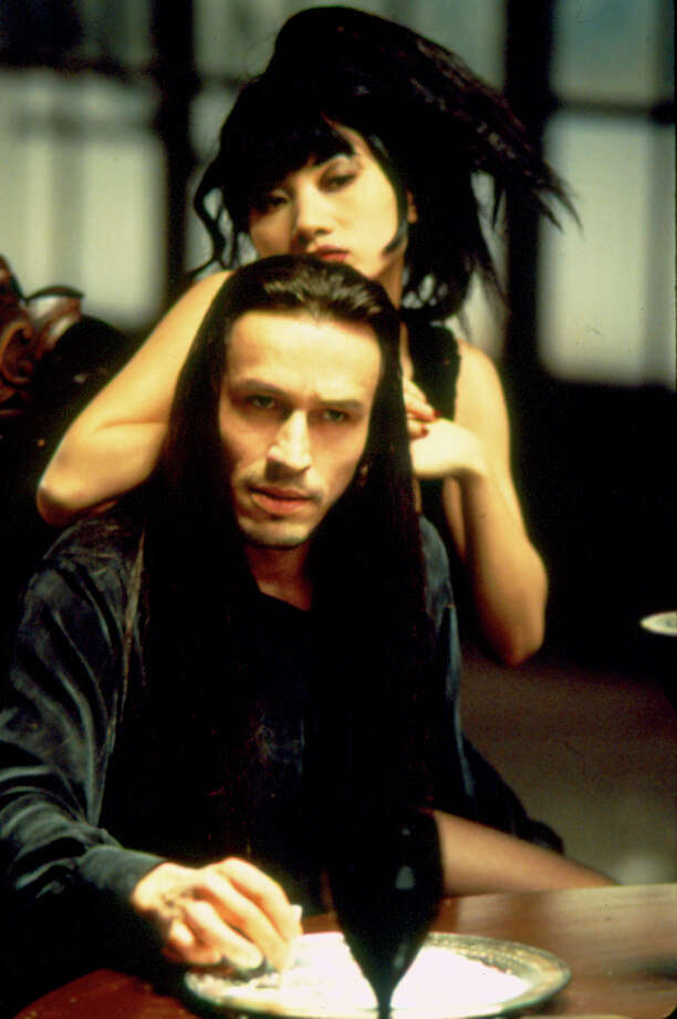 """Top Dollar The Crow: 1994Played by: Michael WincottBest line:  """"Dad gave me this. Fifth birthday. He said, 'Childhood's over the moment you know you're gonna die.'"""" Photo: Robert Zuckerman"""