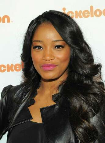 NEW YORK, NY - MARCH 14:  Actress Keke Palmer attends the 2012 Nickelodeon Upfront presentation at Rose Theater, Jazz at Lincoln Center on March 14, 2012 in New York City.  (Photo by Larry Busacca/Getty Images) Photo: Larry Busacca, Staff / 2012 Getty Images