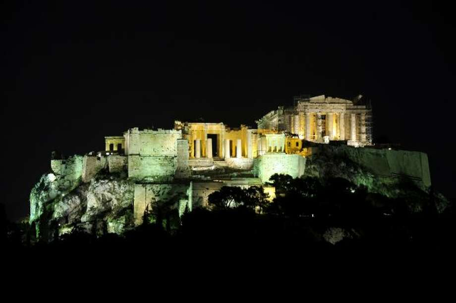 Athens, Greece(LOUISA GOULIAMAKI / AFP/Getty Images)