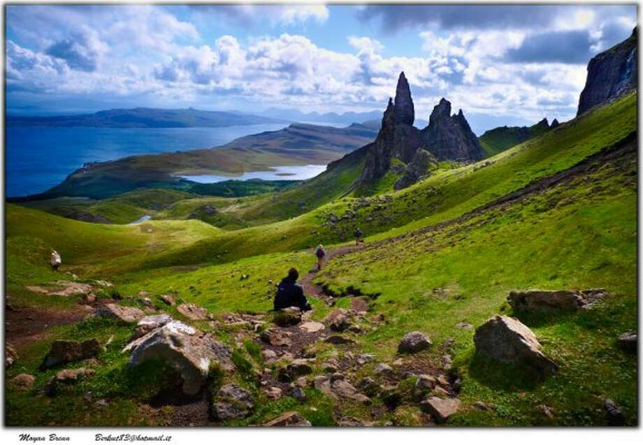 Scotland(Moyan_Brenn / Flickr )