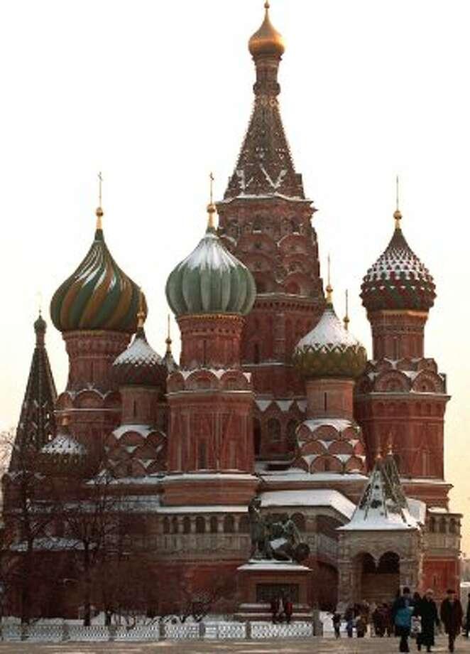 Moscow, Russia(OLEG NIKISHIN / AP)