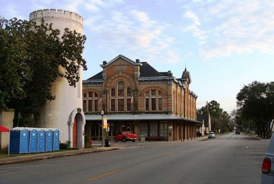 Columbus, Texas(Wikimedia Commons)