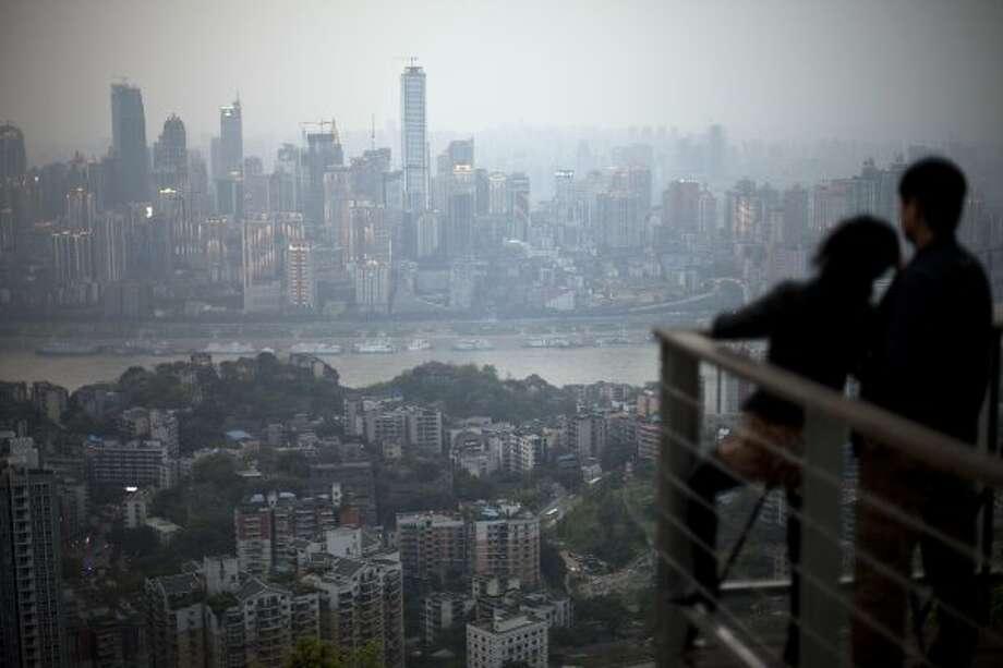 China (Alexander F. Yuan / Associated Press)
