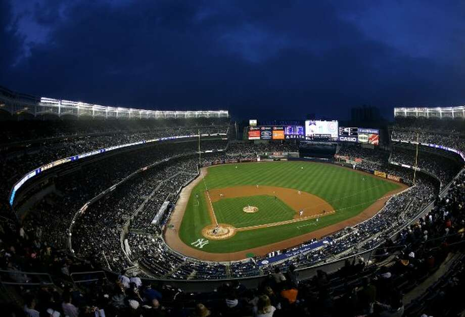 Most checked-in placesNo. 4 - Yankee Stadium