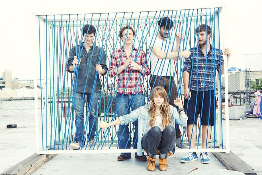 Louisiana quintet Givers performs Sunday at Slim's. Photo: Windish Agency