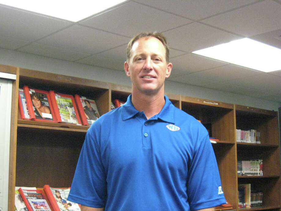 Kevin Flanigan, head coach at Beaumont's West Brook High School. Photo: David Henry