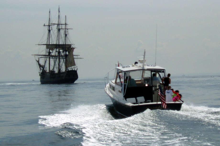 The Basic Coastal Boating Course starts Monday, April 30, at Noroton Yacht Club. Photo: Contributed Photo