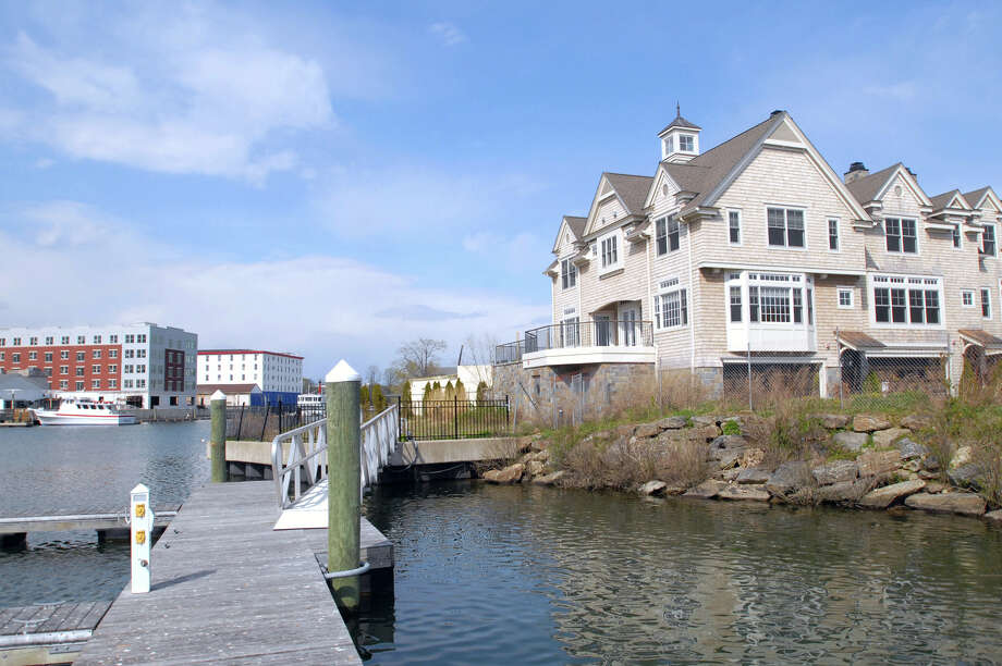 The Planning and Zoning Commission discussed the proposed changes to waterfront business zones at length last week but did not vote. The commission is likely to take up the issue again at its Jan. 8 meeting as part of a public hearing. Photo: Bob Luckey / Greenwich Time