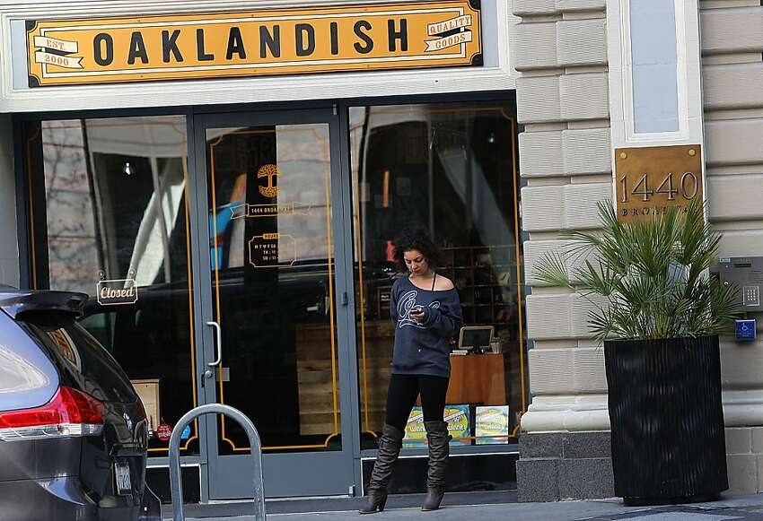 Oaklandish in Oakland, Calif., on Tuesday, April 10, 2012.