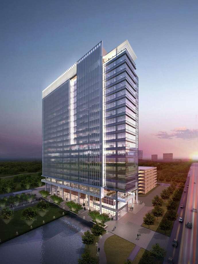 20 Story Tower Planned For Energy Corridor Houston Chronicle