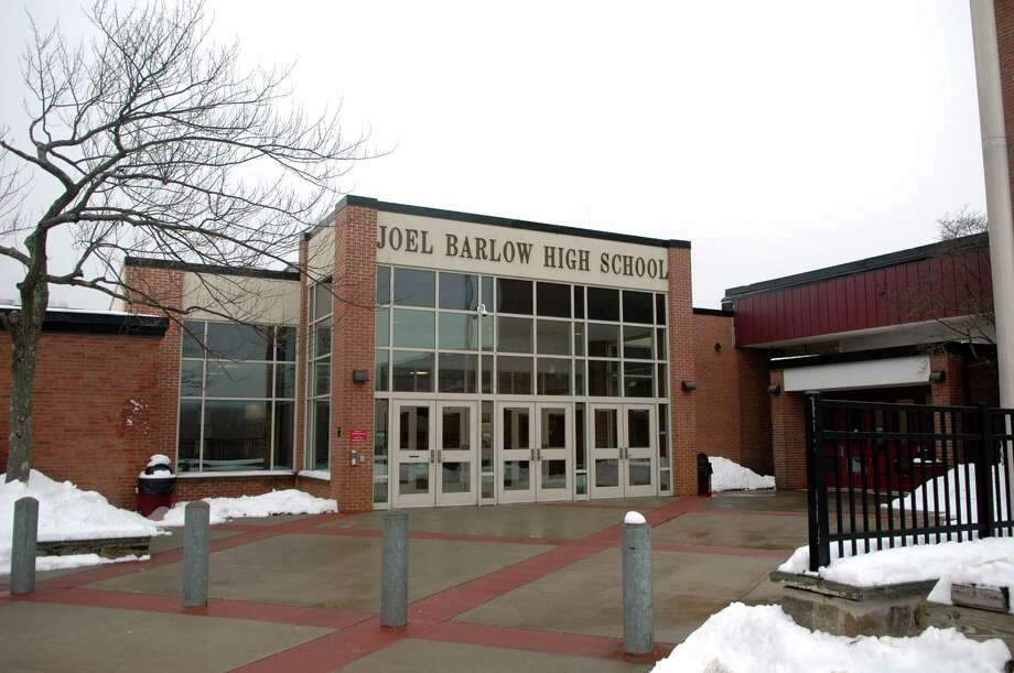 Joel Barlow High School, Redding, Connecticut. Photo: Cathy Zuraw / News Times