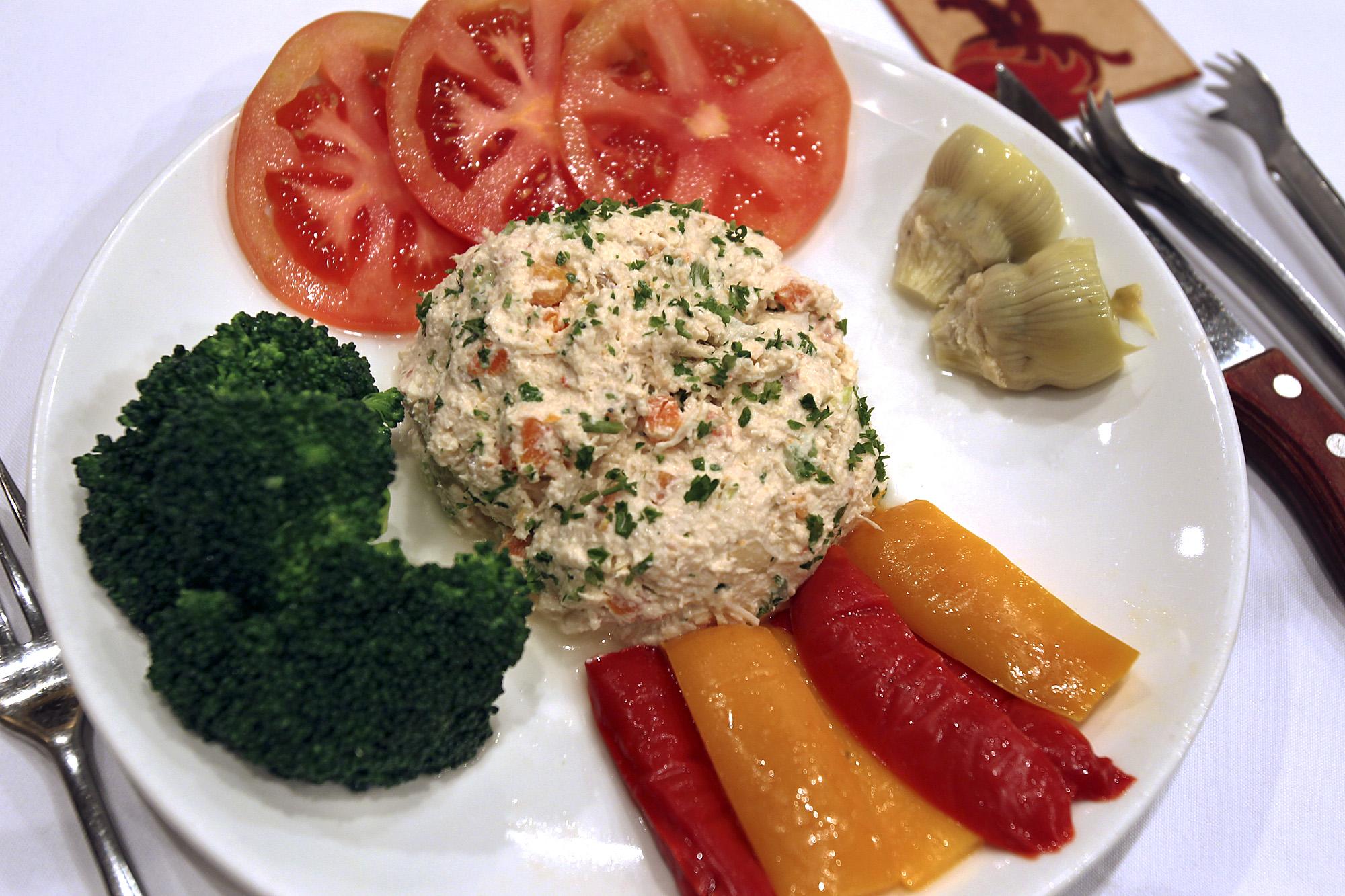 Chefs Secrets Chama Ga 250 Cha S Chicken Salad San Antonio