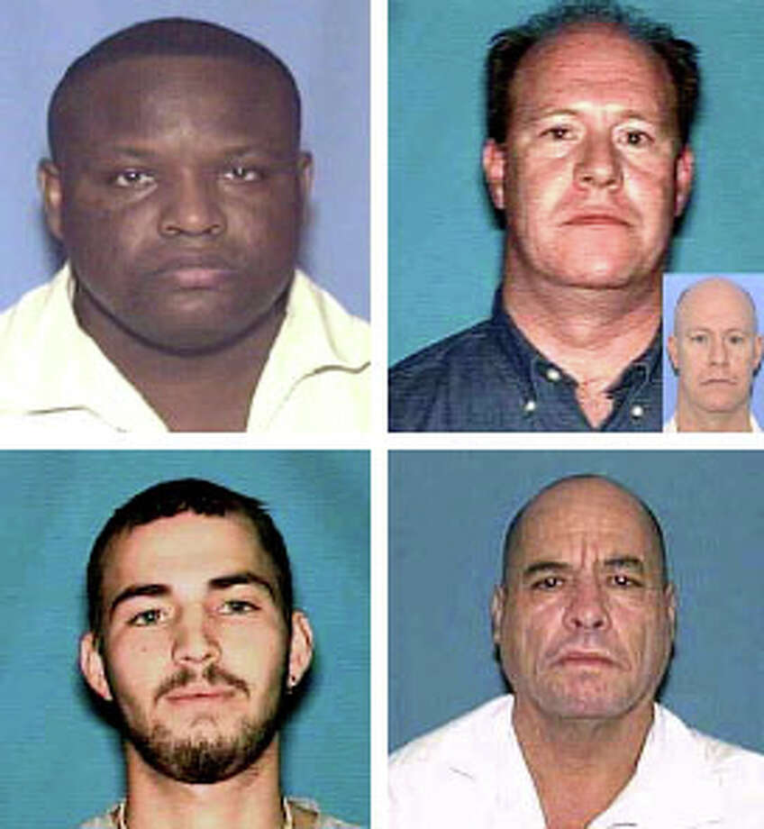 Texas' 10 Most Wanted Sex Offenders, as released by the Texas Department of Public Safety.