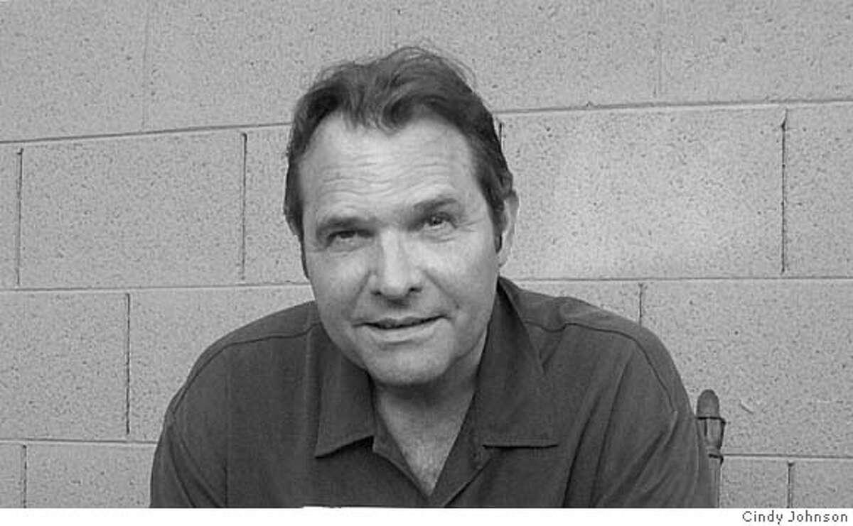 Denis Johnson, author of Tree of Smoke