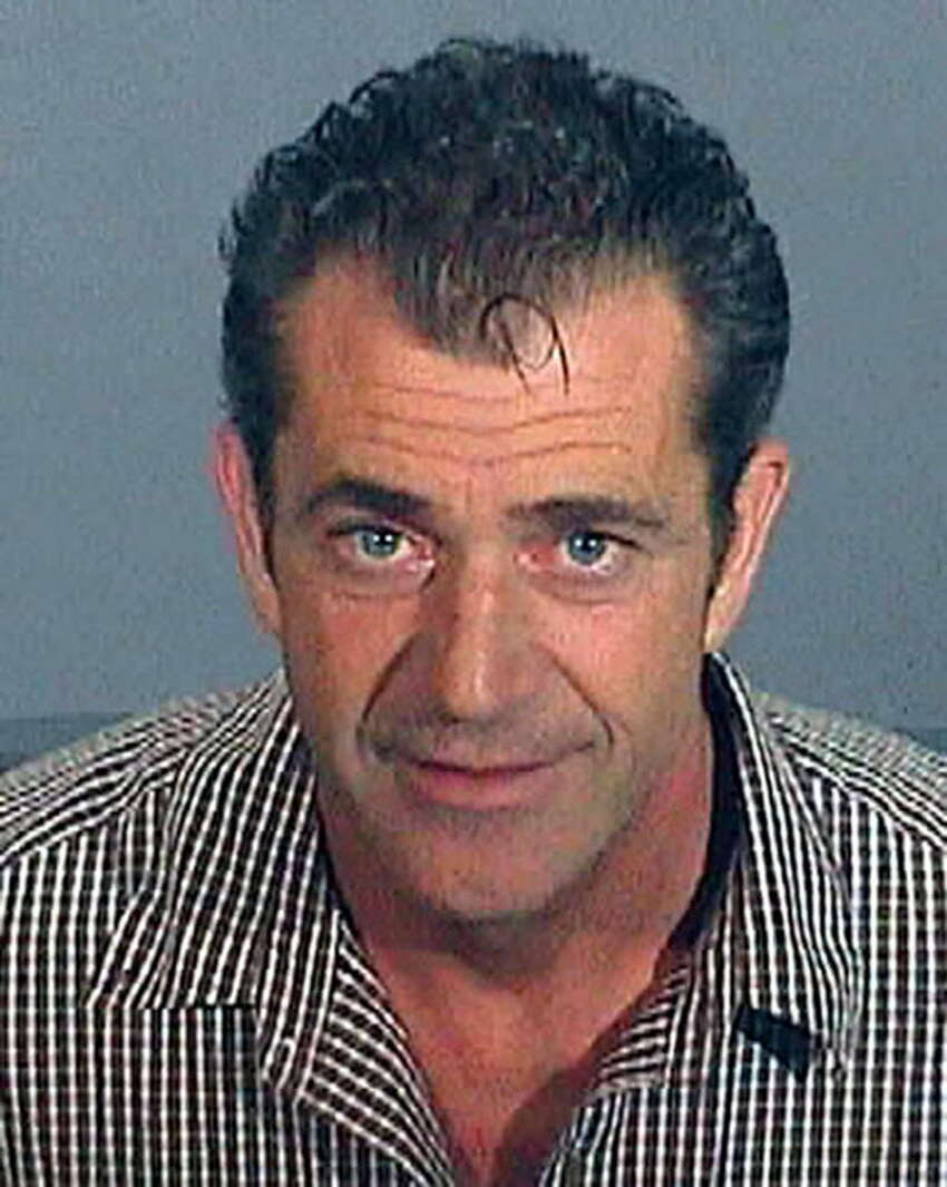 In this July 28, 2006 file photo originally released by the Los Angeles County Sheriff's Department, actor-director Mel Gibson is seen in a booking photo taken after his arrest on drunken driving charges. Attorneys for James Mee, the deputy who arrested Gibson in 2006. (AP Photo/Los Angeles County Sheriff's Department, File)