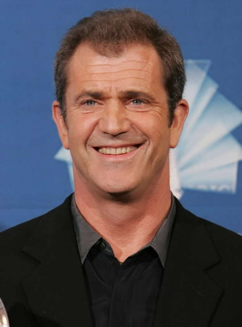 Director and actor Mel Gibson poses backstage at the 31st Annual People's Choice Awards in this Sunday, Jan. 9, 2005 file photo, in Pasadena, Calif. Gibson issued a lengthy statement Saturday, July 29, 2006, apologizing for saying