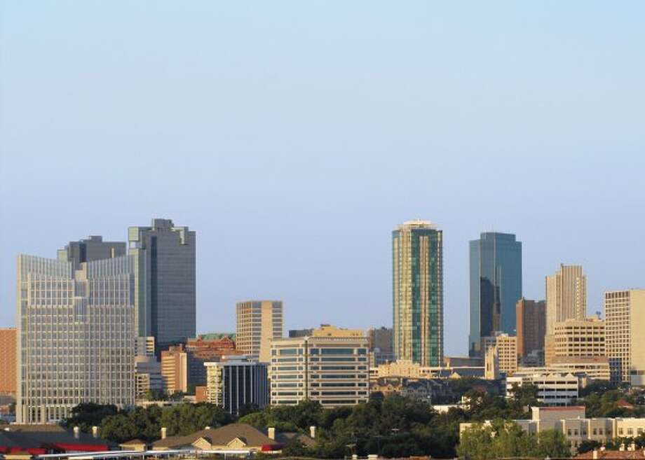 4. (tie). The Fort Worth, Texas, area gained 5,100 construction jobs between October 2011 and October 2012.