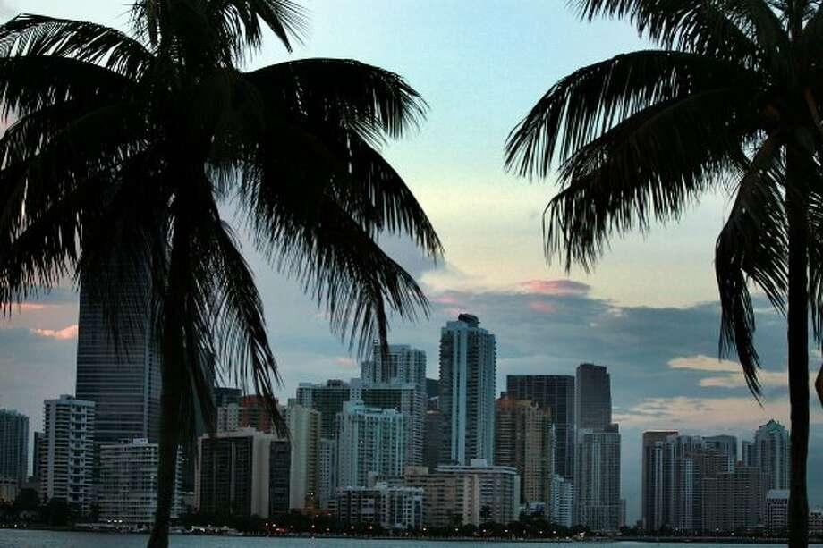 4) Miami - $86