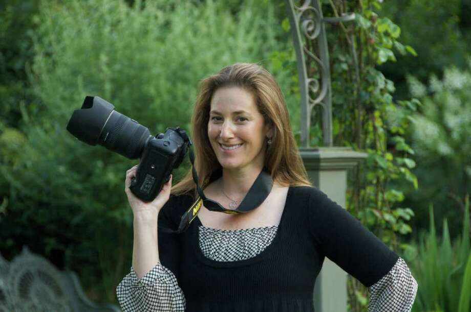"Westport fine-art photographer Stacy Bass is preparing for the release of her first book, ""In The Garden,"" featuring 18 private gardens throughout the region. Photo: Contributed Photo"