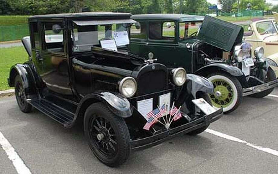 Classic cars will be all the rage Sunday at Notre Dame High School and it won't cost you a dime to take a look. Photo: Contributed Photo / Fairfield Citizen