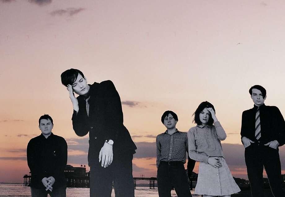 Pulp Photo: Island Records