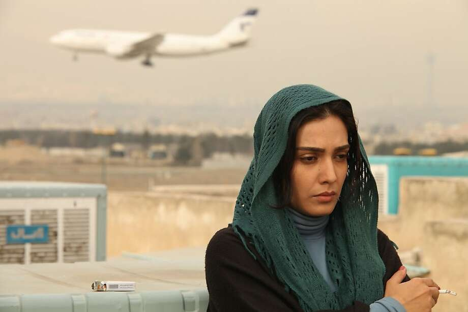 "A scene from ""Goodbye,"" playing at the 55th San Francisco International Film Festival, 2012. A scene from Mohammad Rasoulof's GOODBYE, playing at the 55th San Francisco International Film Festival, April 19 - May 3, 2012. Photo: S.F. Film Society"