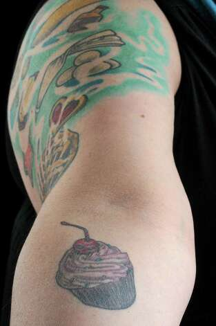 Baking And Pastry Tattoos Leah stein, a pastry chief,