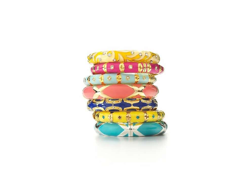 Bracelets, $28 each, Macy's. Photo: Macy's